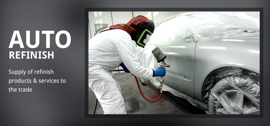 Auto Body Paint Gnd Collision